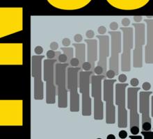 San Diego Line Con International Sticker