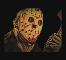Jason Voorhees One Piece - Long Sleeve