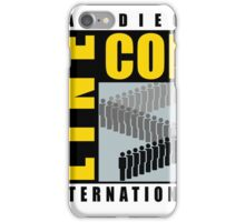 San Diego Line Con International iPhone Case/Skin