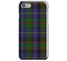 01524 Akins of Candler Tartan  iPhone Case/Skin