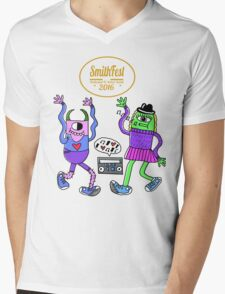 Smith Fest Shirt 1 Mens V-Neck T-Shirt