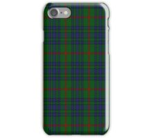 01522 Aiton/Ayton Clan/Family Tartan  iPhone Case/Skin