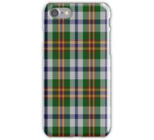 01521 Ainslie Lake Commemorative Tartan iPhone Case/Skin