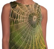 Spider Web Contrast Tank