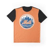 New York Mets Graphic T-Shirt