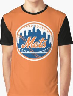 New York Mets Graphic T-Shirt