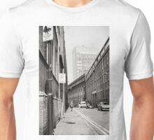 Wimbledon Street in the Sun Unisex T-Shirt