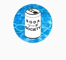 SODA  ソーダ SOCIETY LOGO Unisex T-Shirt