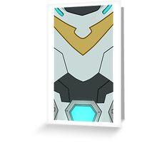 [VOLTRON] Hunk Greeting Card