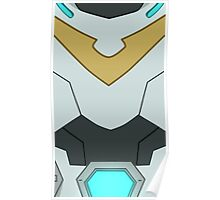 [VOLTRON] Hunk Poster