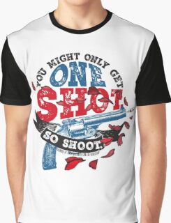 Gemina - One Shot Graphic T-Shirt