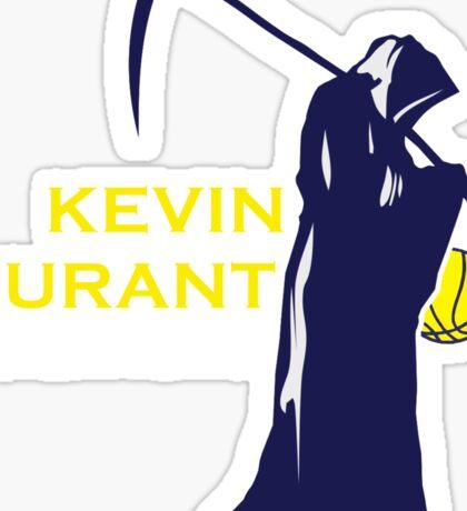 Kevin Durant the Slim Reaper Sticker
