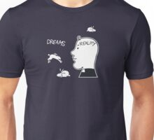 Fr. Ted - Dreams Vs. Reality Unisex T-Shirt