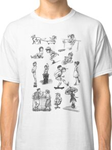 Things with Wheels Classic T-Shirt