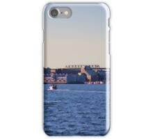 A Boston View 123 iPhone Case/Skin