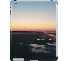 Sunset Beach #1 Photograph iPad Case/Skin