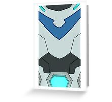 [VOLTRON] Lance Greeting Card