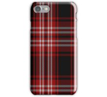 01509 Tweedside Red District Tartan iPhone Case/Skin