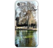 The Village Pond iPhone Case/Skin