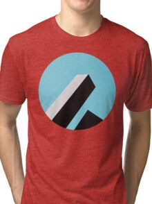 Abstract Architecture Tri-blend T-Shirt