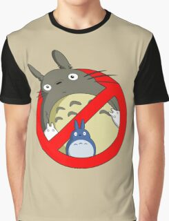 Totoro-busters Graphic T-Shirt