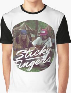 Sticky Fingers Graphic T-Shirt