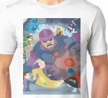 X-Men vs. Senitnels Unisex T-Shirt