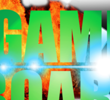 Game Board Sticker