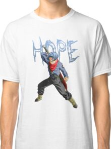 Future Trunks -  Hope / Dragonball Super Classic T-Shirt