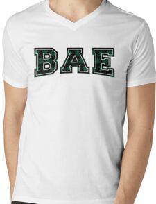 BAE 420 Mens V-Neck T-Shirt