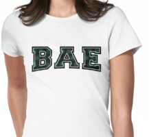 BAE 420 Womens Fitted T-Shirt