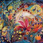 The Spiral of Life by Elena Kotliarker
