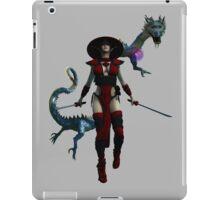 Onna-Bugeisha  iPad Case/Skin