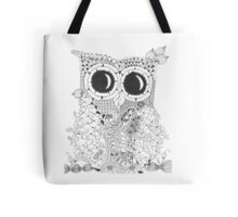 Whoo are yoo? Tote Bag