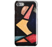 Eka Pada Rajakapotasana - King Pigeon iPhone Case/Skin