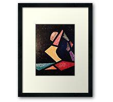 Eka Pada Rajakapotasana - King Pigeon Framed Print