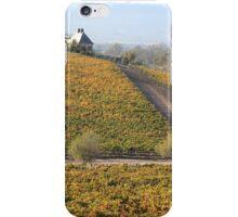 Vineyards in Sonoma County iPhone Case/Skin