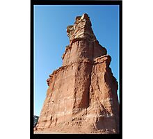 The Lighthouse Palo Duro Canyon Photographic Print