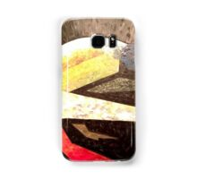 Art of the Asana - Tittibasana Samsung Galaxy Case/Skin