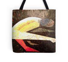 Art of the Asana - Tittibasana Tote Bag