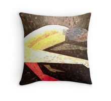 Art of the Asana - Tittibasana Throw Pillow