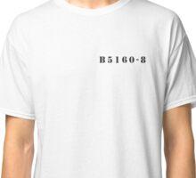Dr. Hannibal Lecter: B5160-8 Classic T-Shirt
