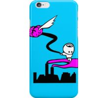 Travelling By Your Imagination iPhone Case/Skin