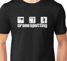 Crane Spotting Unisex T-Shirt