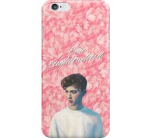 Troye Sivan Blue Neighbourhood Pink iPhone Case/Skin