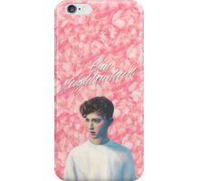 Troye Sivan Blue Neighbourhood Pink iPhone Case/Skin