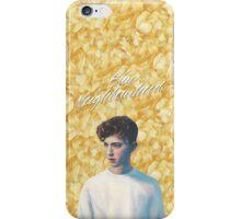 Troye Sivan Blue Neighbourhood Yellow iPhone Case/Skin