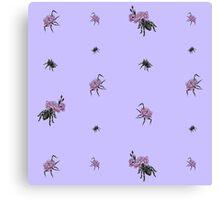 Spiderflower Canvas Print