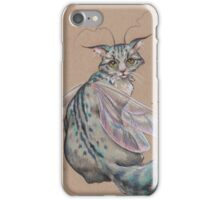 Dragonfly Kitty  iPhone Case/Skin