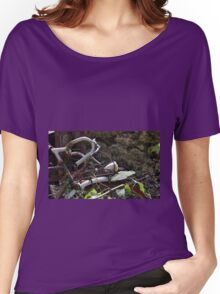 """it far time of walks happy ... I was called """"the Road""""  3 (c) (h) by Olao-Olavia / Okaio Créations  by fz 1000 2015  Women's Relaxed Fit T-Shirt"""